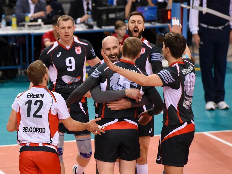 Спортсмены «Белогорья» вышли вфинал Кубка Европейской конфедерации