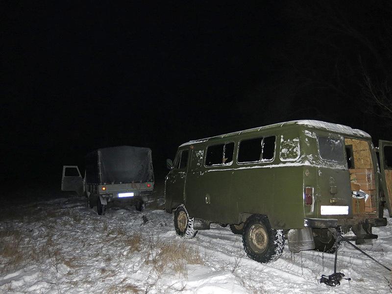 ВКраснояружском районе задержали партию кроссовок на9 млн руб.