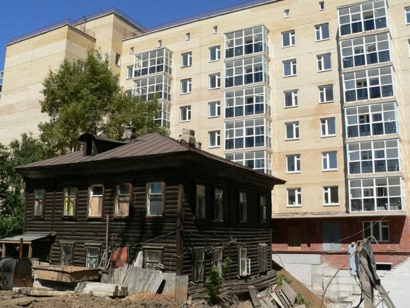 В Российской Федерации программа переселения изаварийного жилья выполнена на95%
