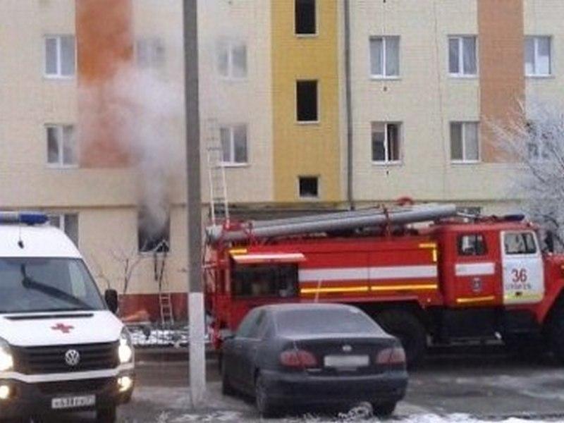 ВСтроителе изгорящей квартиры спасён мужчина