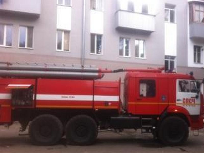 Огнеборцы спасли изогня четверых белгородцев