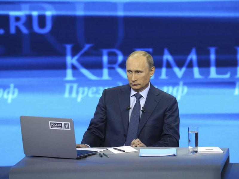 «Прямая линия» сВладимиром Путиным: цифры ифакты. Инфографика
