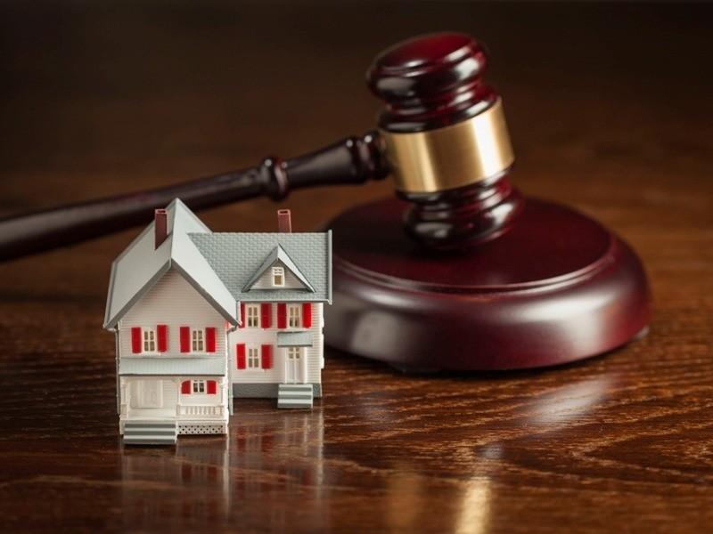 Живу в гражданском браке муж выписан его право на жилье кто-то