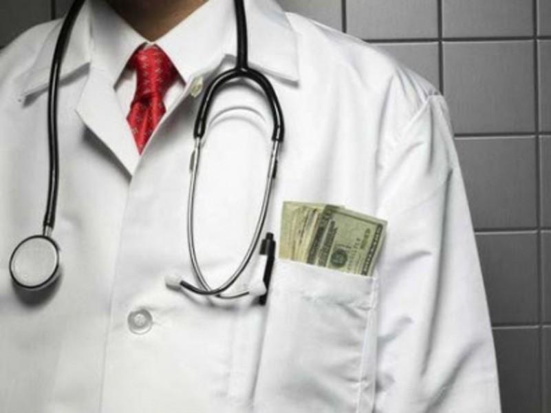 ВШебекине доктор заплатит 700 тыс. руб. запередачу взятки