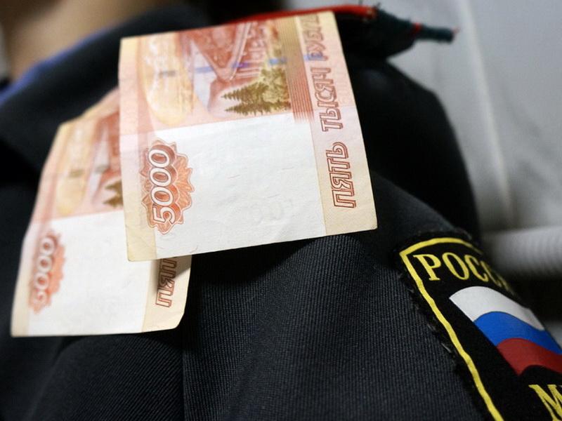 Белгородский полицейский заплатит практически млн руб. штрафа завзятку